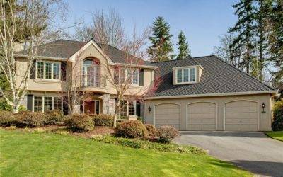 Gorgeous 4-Bedroom, 2.5-Bath Residence in Redmond (With Top Rated Lake Washington Schools!)