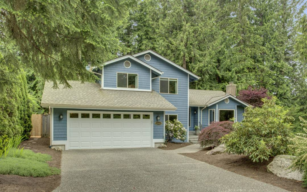 Gorgeous, Updated Home in Sought After Heritage Hills, Sammamish