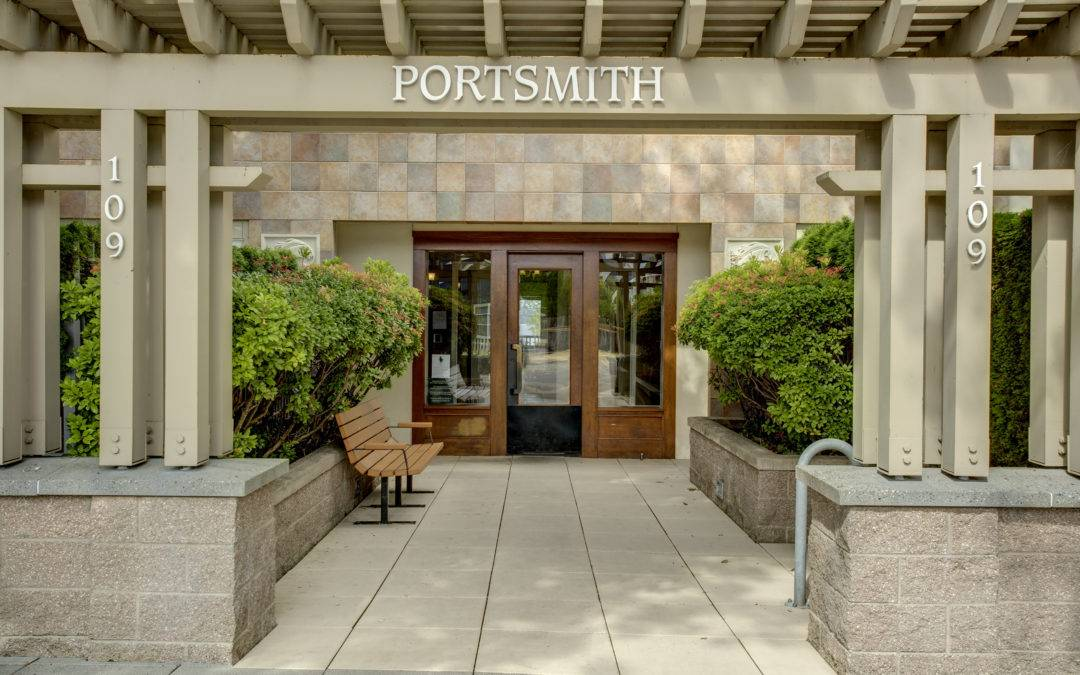 Portsmith Condominium In The Heart Of Downtown Kirkland
