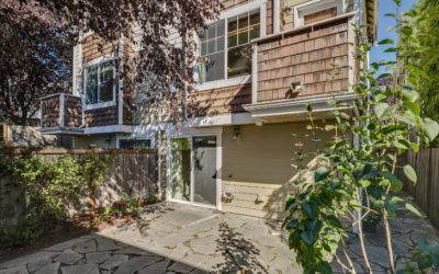 Bright 3 Bedroom Townhouse In Seattle