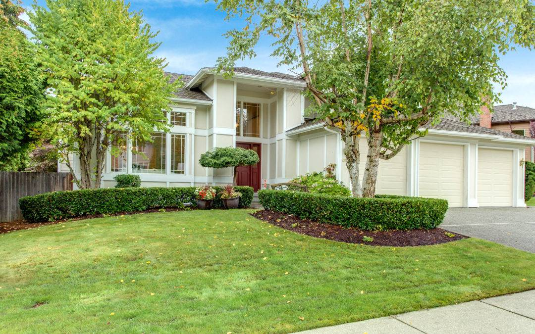 Hidden Ridge Gem, In A Fantastic Sammamish Location