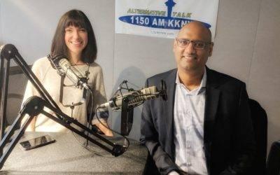 The 425 Show: Sirish Davuluri With New Origin Foods