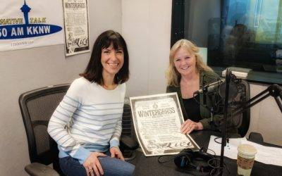 The 425 Show: Wendy Tyner and The Bellevue Wintergrass Festival