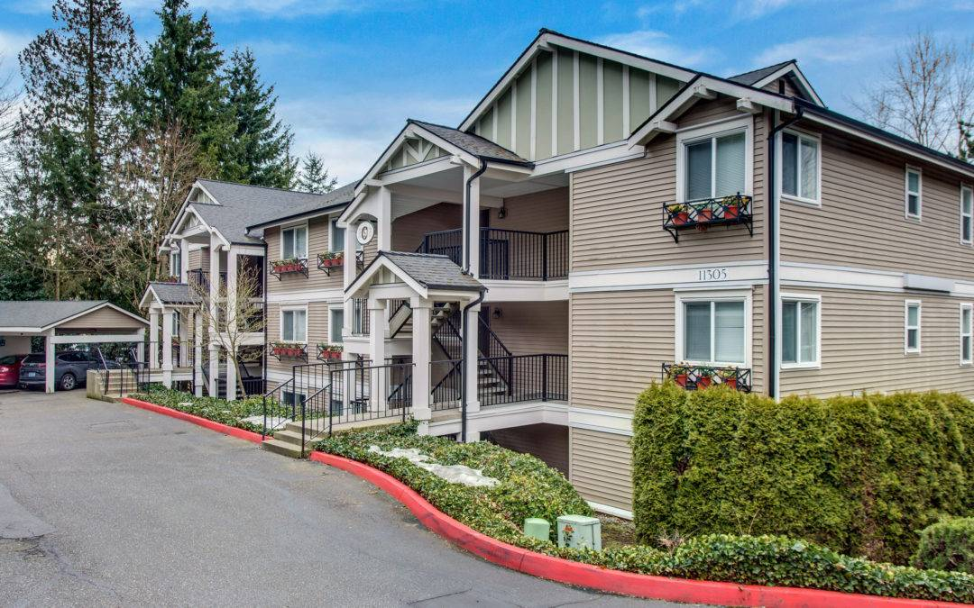 2 Bedroom Condominium – Totem Lake Kirkland