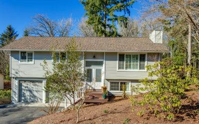 Beautifully Updated East of Market Home, In Kirkland