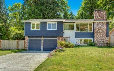 Beautiful 3 Bedroom Remodel, Kirkland