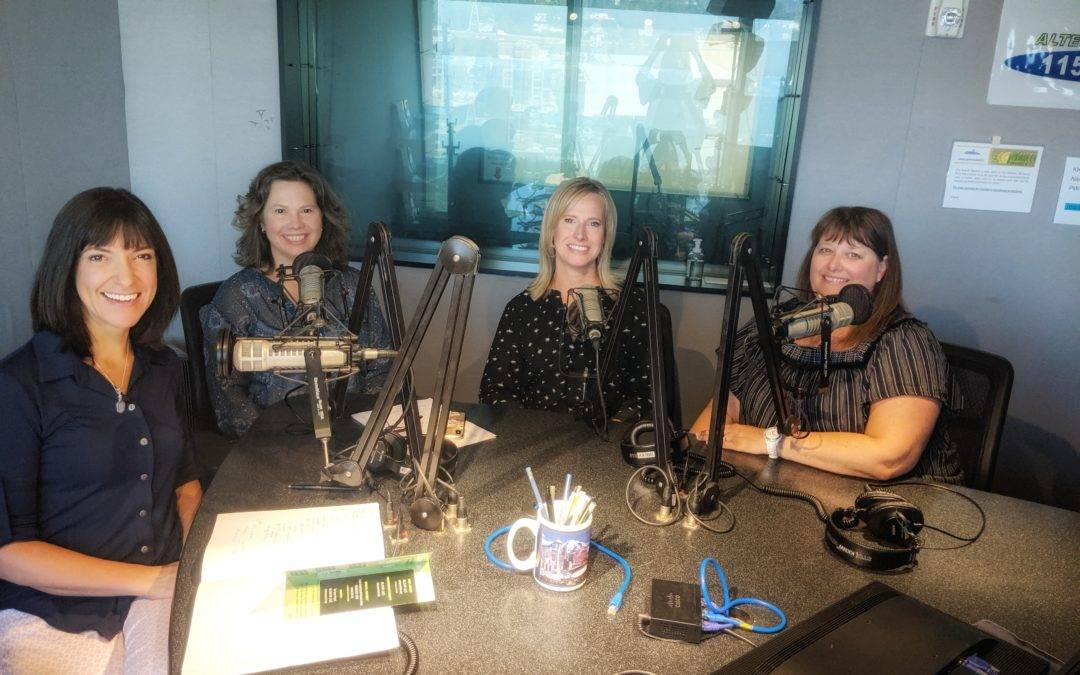 The 425 Show, Vanessa, Valerie, and Allison With Youth Mental Wellness, Lake WA Schools Foundation