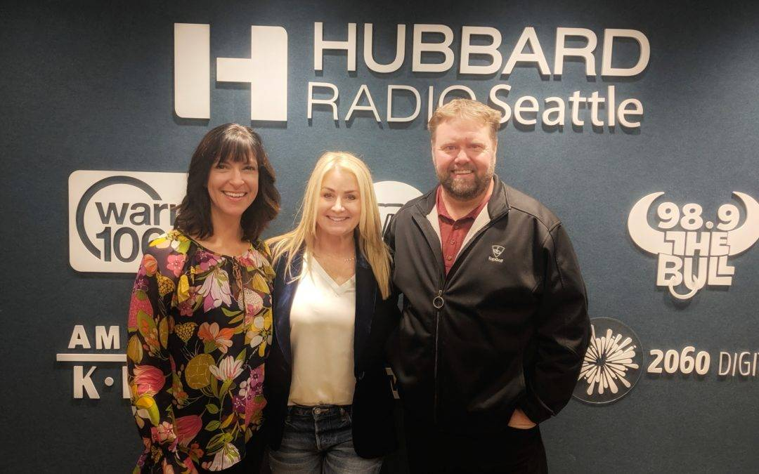 The 425 Show – Dr. Deborah Adams-Anderson, and Dr. Jeremy Heisler, Kirkland Life Chiropractic