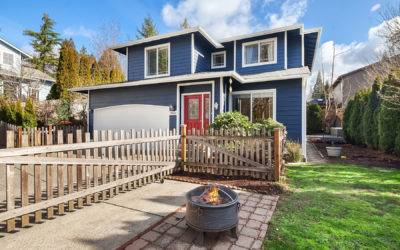 4 Bedrooms With Fantastic Updates, Close to Juanita Beach, Kirkland