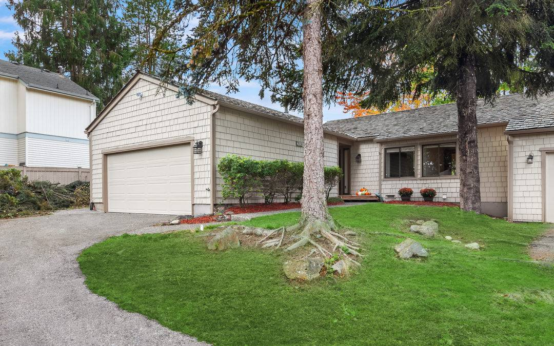 3 Bedroom Home on a Quiet Cul-de-sac in Redmond
