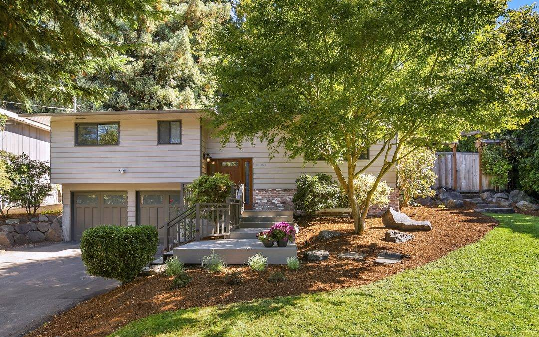 Updated 3 Bedroom Home in Kenmore With Private Backyard