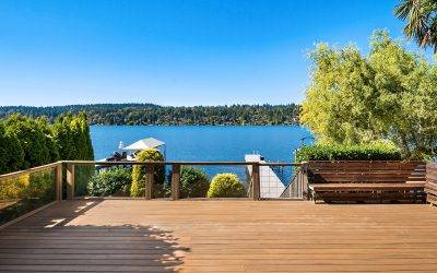 Charming Home on Lake Washington